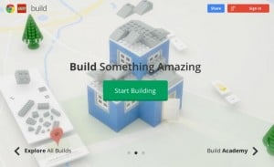 Google And LEGO Team Up To Create Build With Chrome App (video)