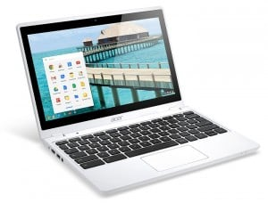 Acer C720P Chromebook Announced with a €299 Price Tag