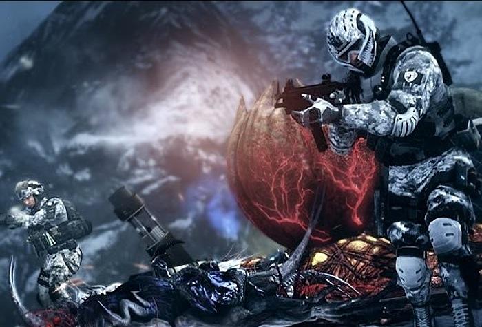 Call of Duty Ghosts Nightfall