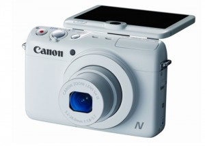 Canon PowerShot N100 Compact Camera Unveiled At CES 2014