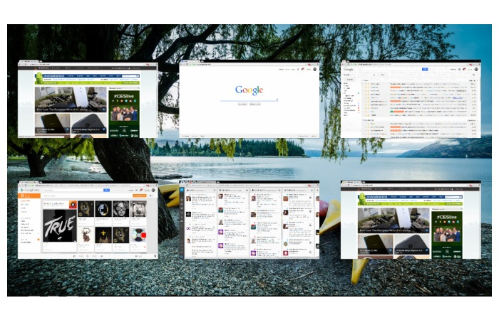 Chrome OS Update