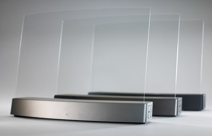 Clio Transparent Bluetooth Speaker