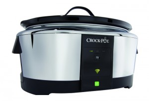 Belkin Crock-Pot WeMo Slow Cooker Can Be Controller Remotely