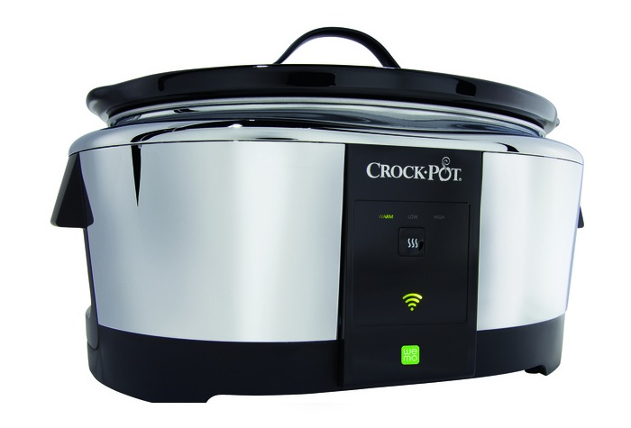 Crock-Pot WeMo Slow Cooker