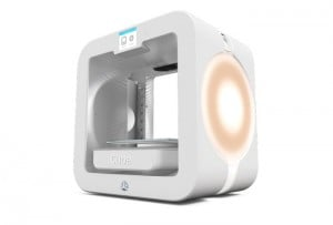 Cube 3 3D Printer Offers 75 Micron 3D Printing For Under $1000