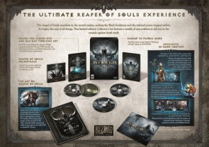 Diablo 3 Reaper Of Souls Collectors Edition Available To Pre-order for $80