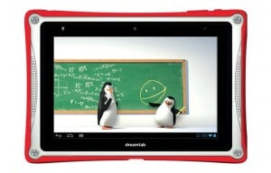 Dreamworks Launching Dreamtab Android Kids Tablet