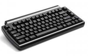 Matias Secure Pro Encrypted Wireless Mechanical Keyboard Keeps Your Typing Secure