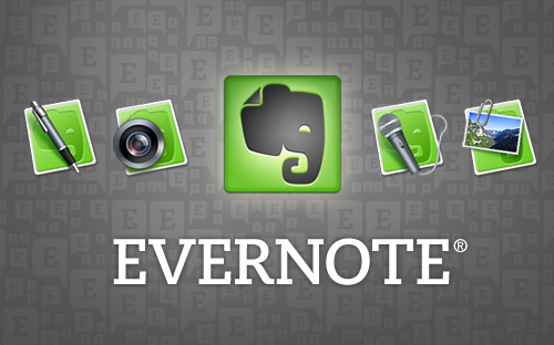 Evernote Title