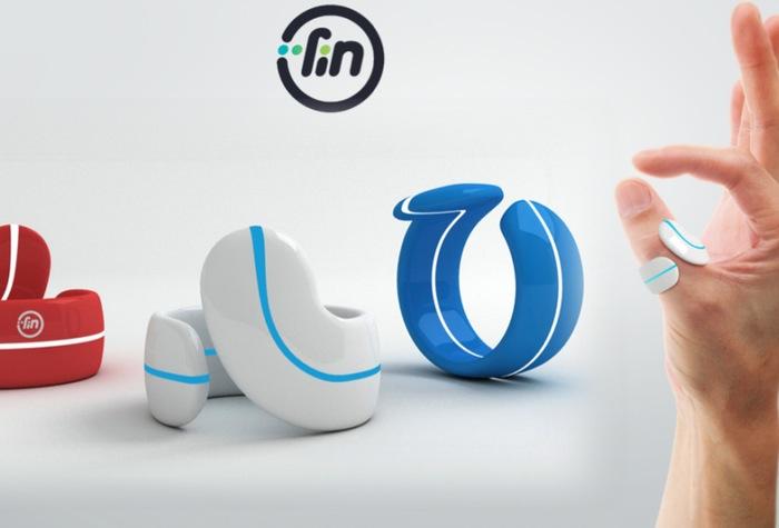 Fin Bluetooth Ring