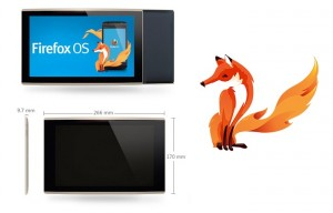 Prototype Firefox OS Tablet Specifications Unveiled By Mozilla