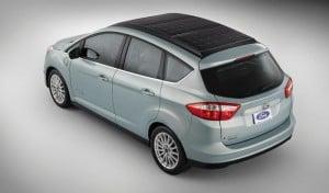 Ford C-Max Solar Energi Concept Car Announced