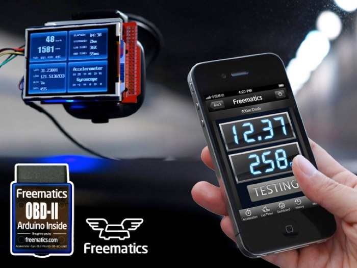 Freematics Vehicle Telematics