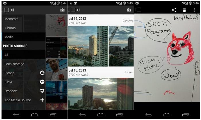 GalleryNext CyanogenMod