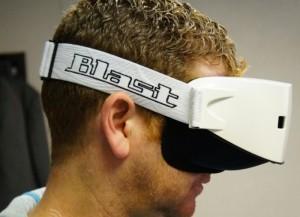 GameFace Mark IV Wireless Virtual Reality Headset (video)