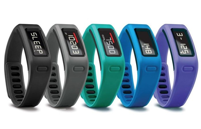 Garmin Vivofit Fitness Band Unveiled At CES 2014