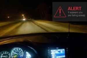 Google Glass Drivesafe Application Stops Drivers Falling Asleep At The Wheel