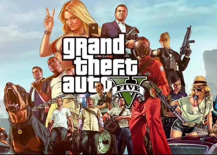 Grand Theft Auto 5 PC Edition