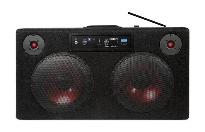 ION Road Warrior Bluetooth Speaker