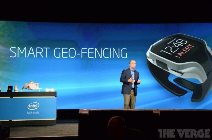Intel Smartwatch Prototype