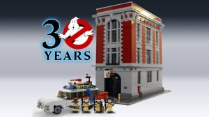 Lego Ghostbusters 30th Anniversary Kit Launching Soon (video)