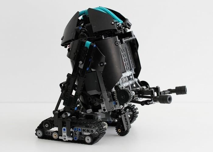 Lego Astromech Droid