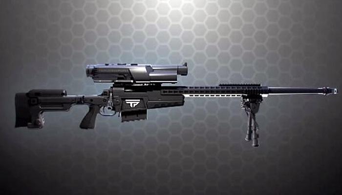 Linux Smart Rifle