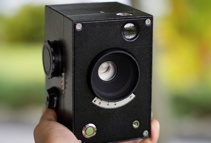 Lux Open Source Camera