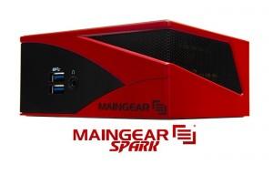 Maingear Spark Steam Machine Sports Tiny Form Factor