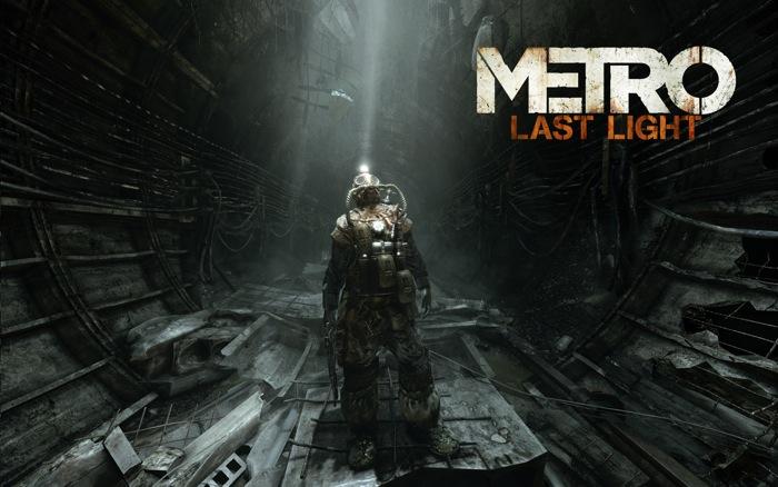 Metro Last Light PS Plus