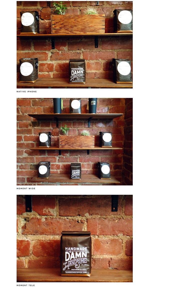 Moment iPhone Lenses Kit