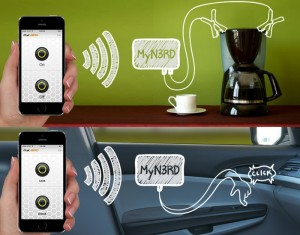 My N3RD Allows You To Control Any Device From Your Smartphone (video)