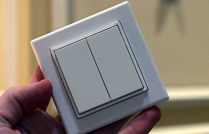 NXP Powerless Light Switch