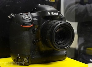 First Images Of Nikon D4S Flagship DSLR Camera Unveiled