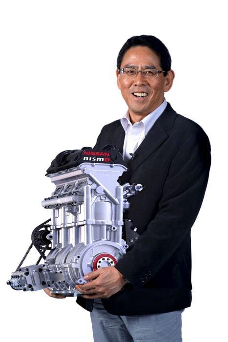 Nissan DIG-T R
