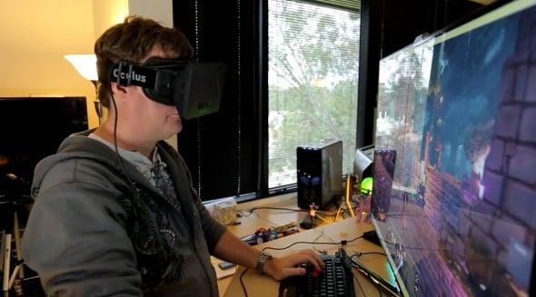 Oculus Rift Next