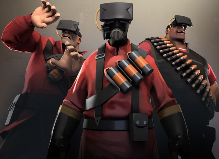 Oculus Rift SteamVR Beta