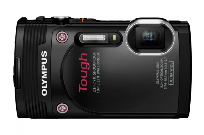 Olympus Stylus Tough TG-850