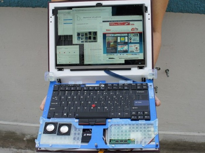 Open Source Laptop