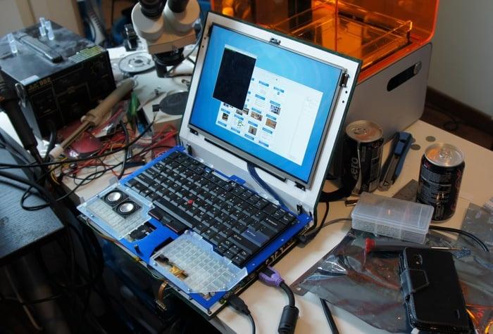 Open Source Laptop
