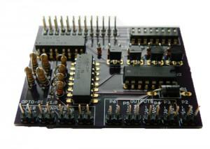 Opto-pi Raspberry Pi Opto-Isolator Board Offers Easier Interfacing With Digital GPIO Pins (video)
