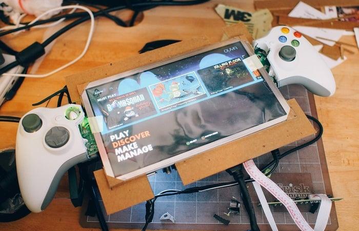 Ouya Handheld Game Console