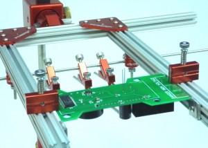 PCBGRIP Electronics Assembly System (video)