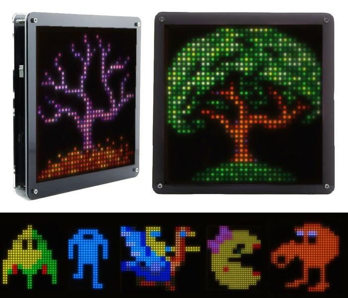 Pixel LED Art Display