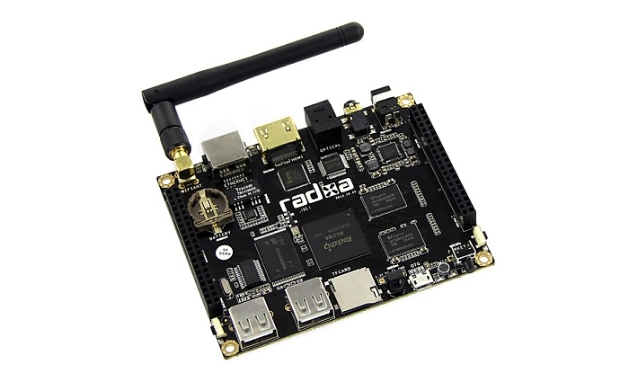 Radxa Rock Quad Core RK3188