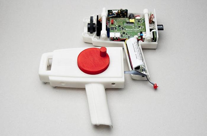 Raspberry Pi Bioscope