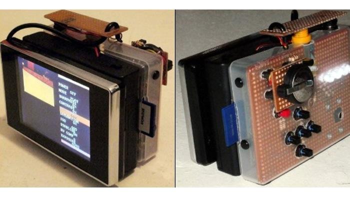 Raspberry Pi video camera