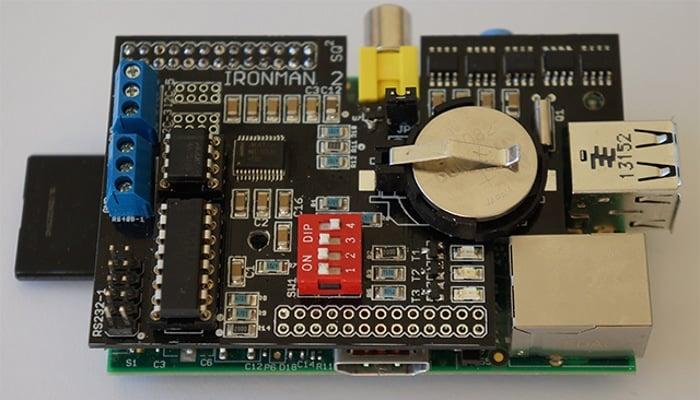 Raspberry Pi F-RAMDisk