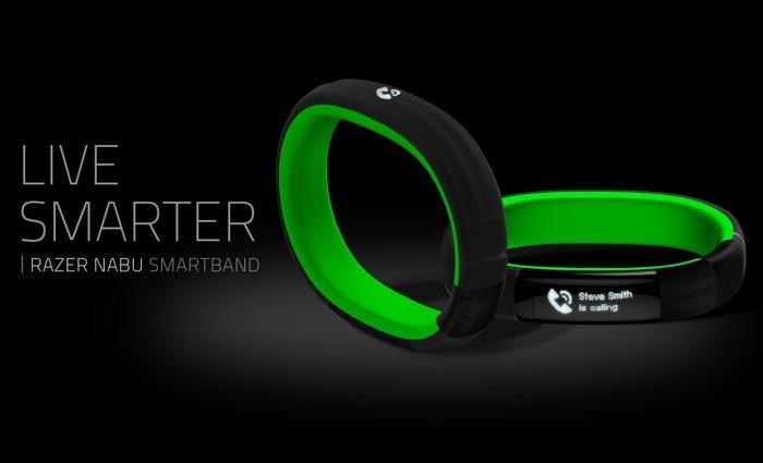 Razer Nabu Smartband Combines Smartwatch And Fitness ...
