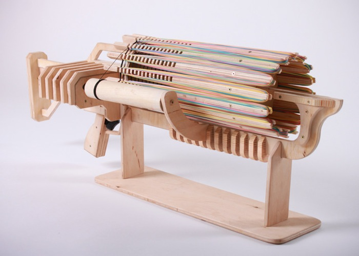 Rubber-Band-Machine-Gun